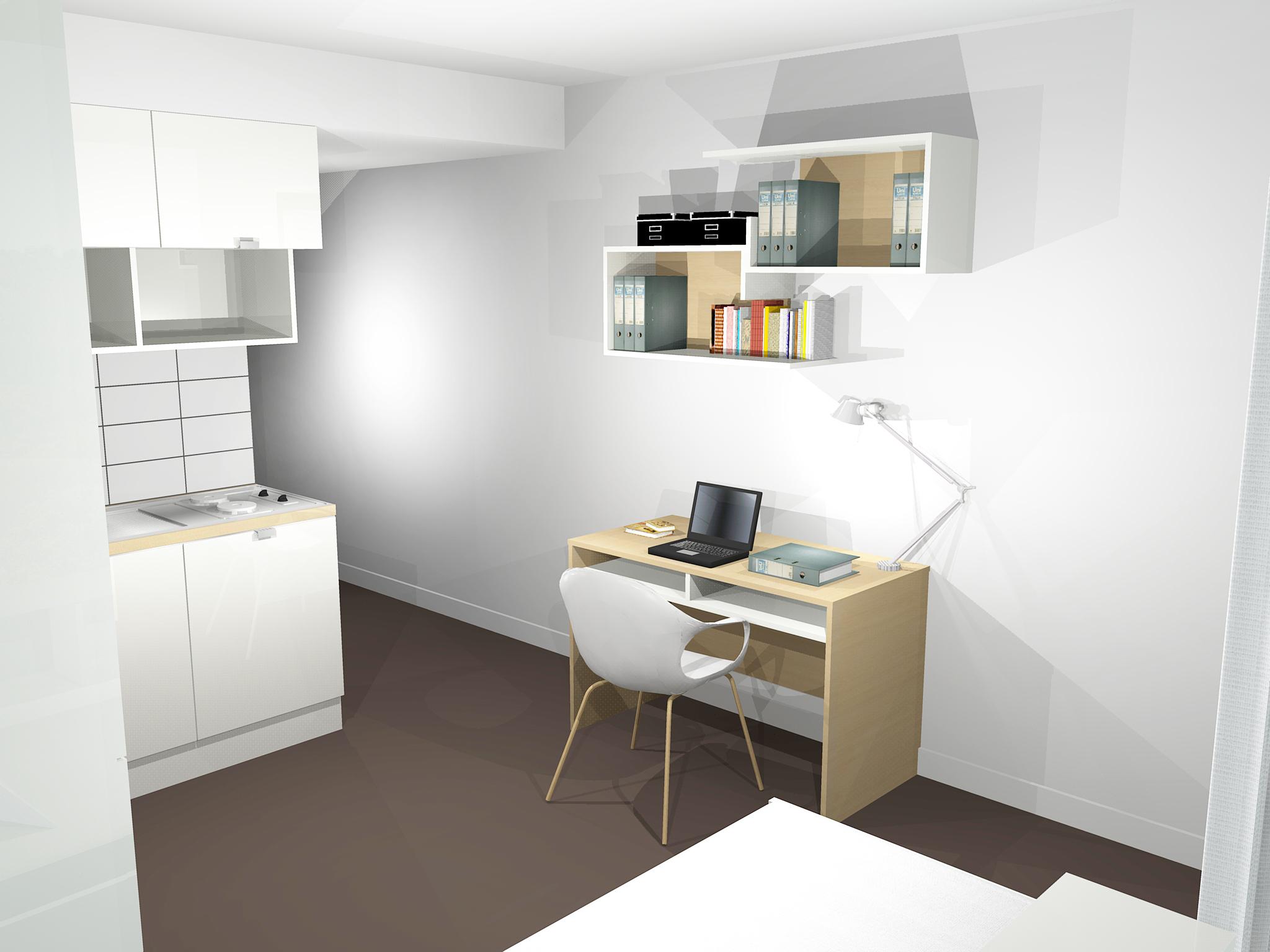 international university house amitel. Black Bedroom Furniture Sets. Home Design Ideas